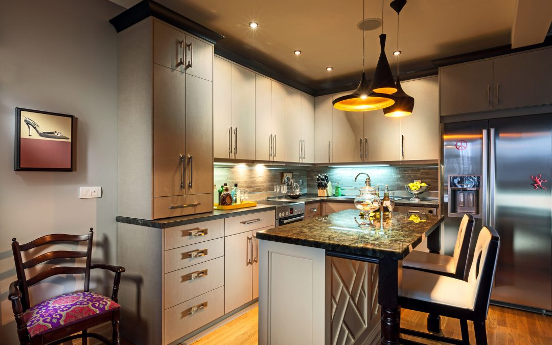 5 Small Kitchen Design Ideas You've Never Thought of